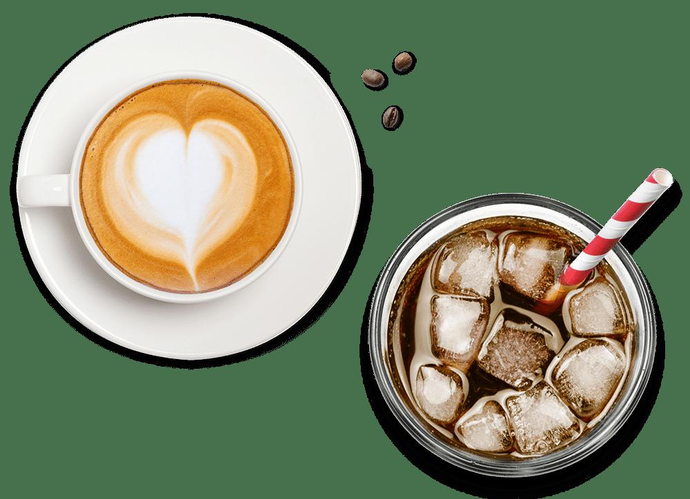 Coffee and Coke